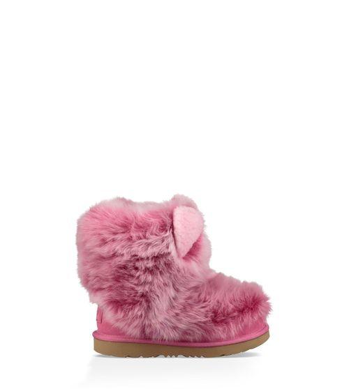UGG Toddlers' Pinkipuff Classic II Boot Sheepskin