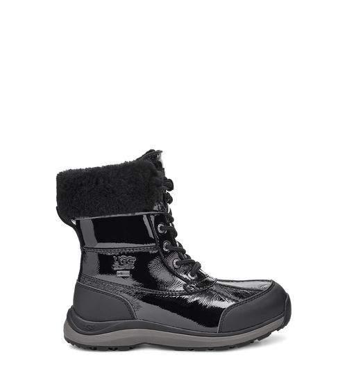 UGG Women's Adirondack III Patent Boot Leather