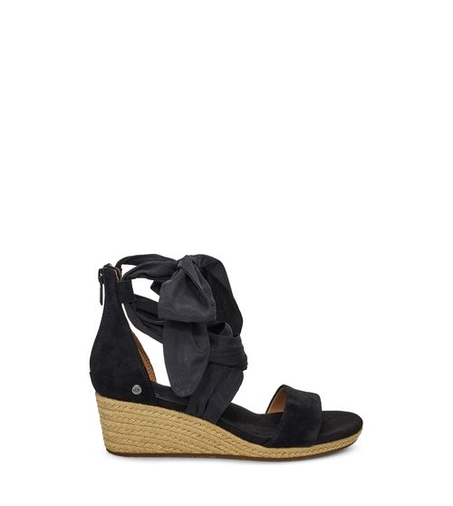 UGG Women's Trina Wedge Suede