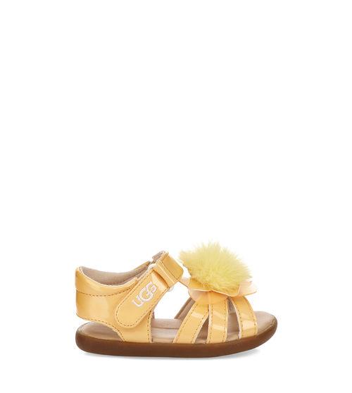 UGG Infants' Cactus Flower Sandal Leather