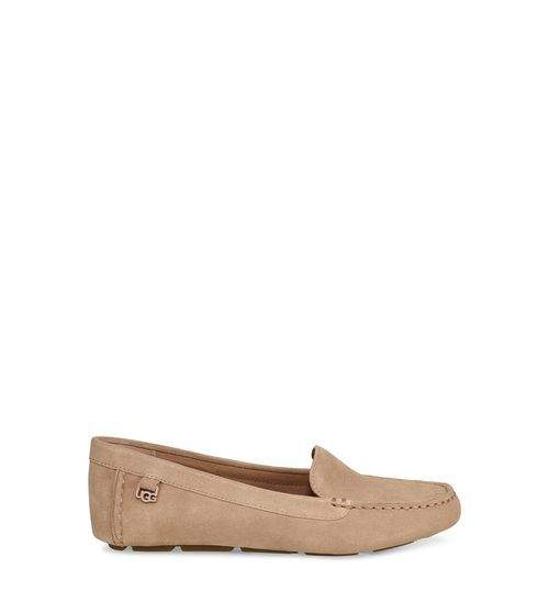 UGG Women's Flores Flat Suede