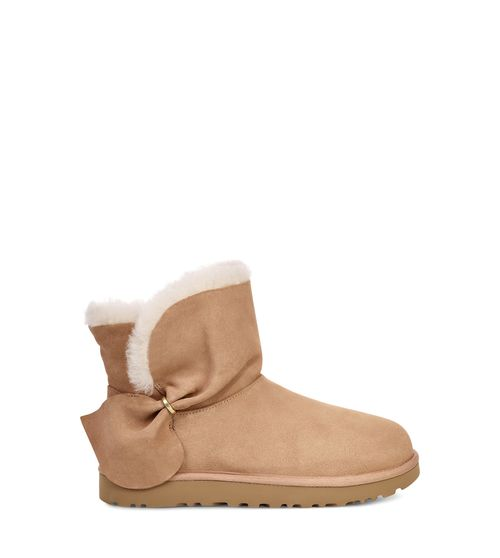 UGG Women's Classic Mini Twist Boot Suede