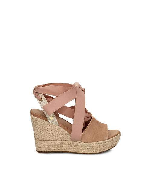 UGG Women's Shiloh Wedge Suede