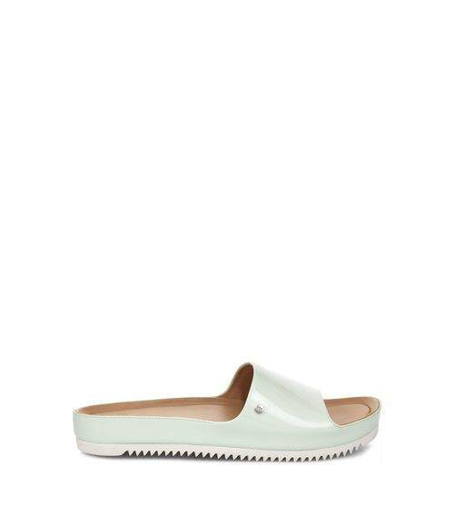 UGG Women's Jane Patent Slide Leather