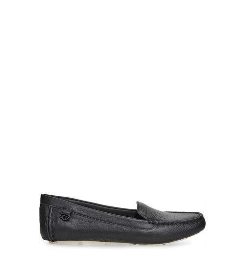 UGG Women's Flores Leather Flat
