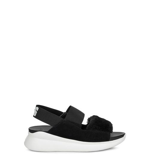 UGG Women's Silverlake Sneaker-Sandal Suede
