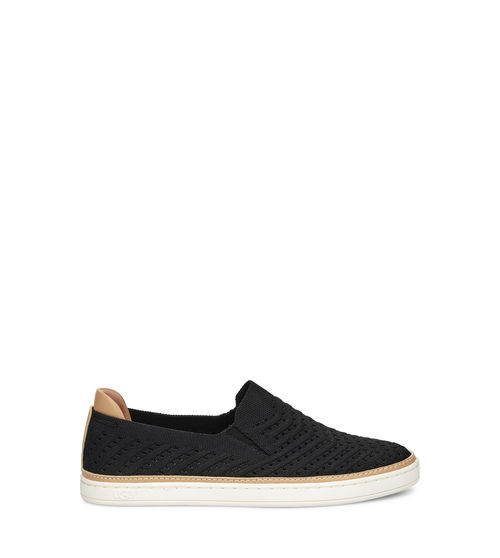 UGG Women's Sammy Chevron Sneaker Nylon