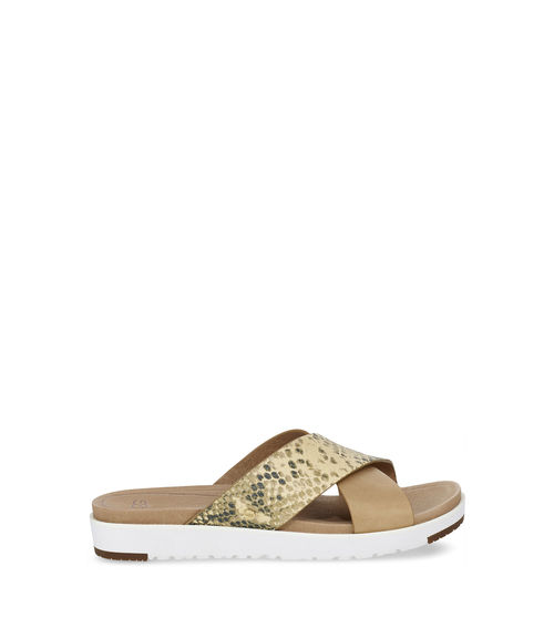 UGG Women's Kari Exotic Sandal Leather