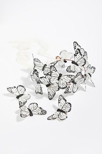 Wild & Free Jewelry Meadow Monarch Crown Butterflies Set