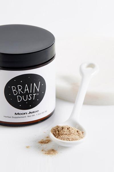 Moon Juice Organic Brain Dust Herbal Supplement