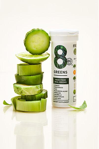 8G 8 Greens Dietary Supplement