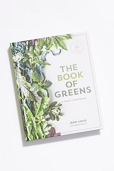 Jenn Louis The Book Of Greens